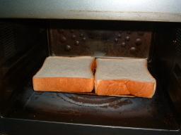 オーブンレンジで焼く