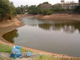 笹尾溜め池
