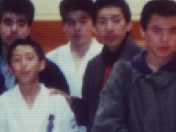20年前の木下、山浦、長友