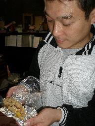 久々に食べる中華おこわ