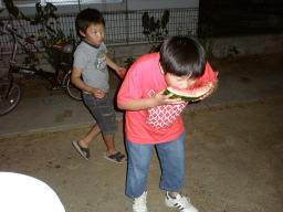 ユウスケの志村食い
