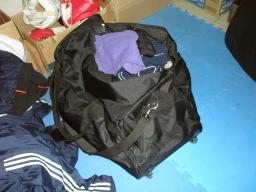 私の超特大バッグ