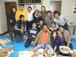 2007岡田塾忘年会
