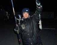 続・イカ釣り大作戦りょうへいへいへい