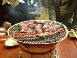 ハラミっぽい、とても旨いお肉