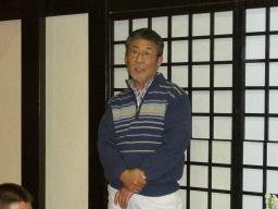 シモニシさん挨拶
