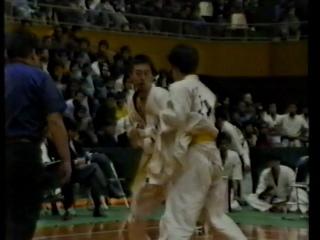 秋岡塾長(左)の若かりし頃2