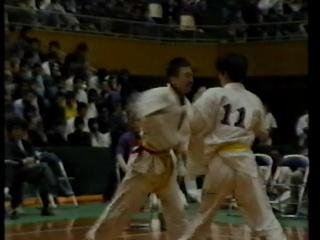 秋岡塾長(左)の若かりし頃3