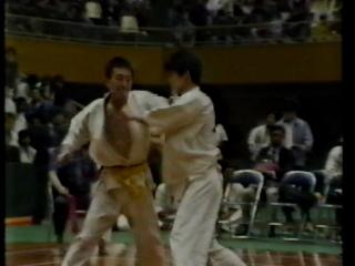 秋岡塾長(左)の若かりし頃6