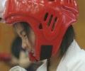 激闘!ユリナ-第3回西日本武道空手道交流大会