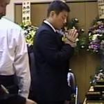井上雄一朗、葬儀に出るの巻