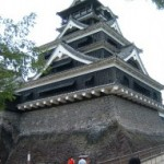熊本城と水前寺公園に行く!の巻
