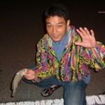 空手は食欲だ5!-釣った魚の天ぷらショー