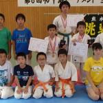 第8回初中級トーナメント 熊本県実践空手道交流大会『ムサシカップ』!の巻