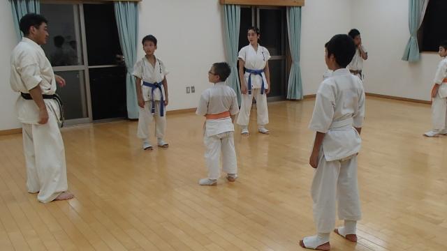 戸島教室2部