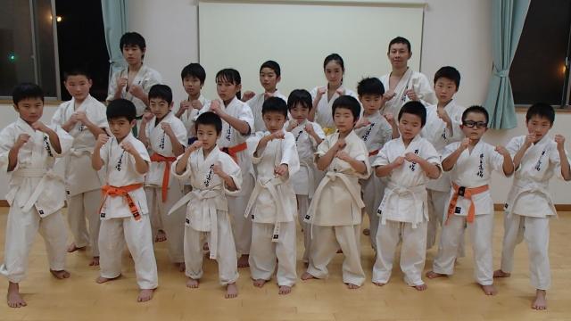 戸島教室記念撮影2
