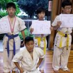 第10回 熊本県実践空手道交流大会『ムサシカップ』!の巻