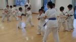 夏の対人練習とサンドイッチ de 戸島教室!の巻